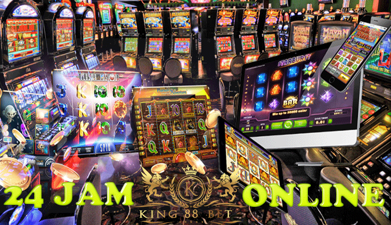 Bandar Judi Slot Casino terpercaya 2020