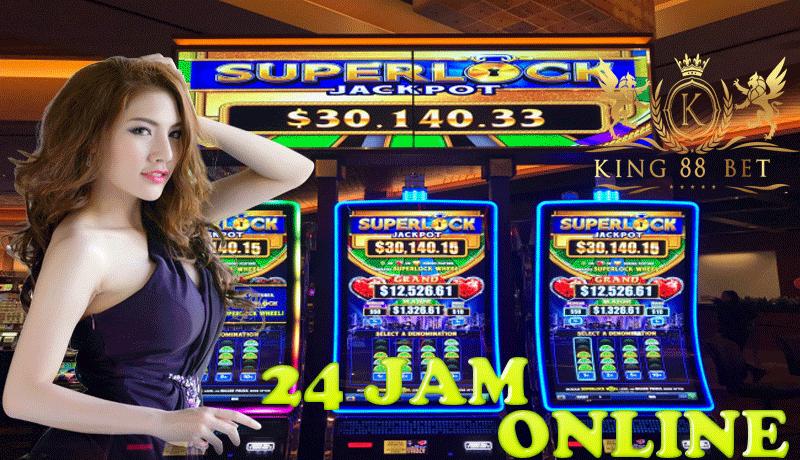 Slot Casino Termodern Online terbaik di Indonesia